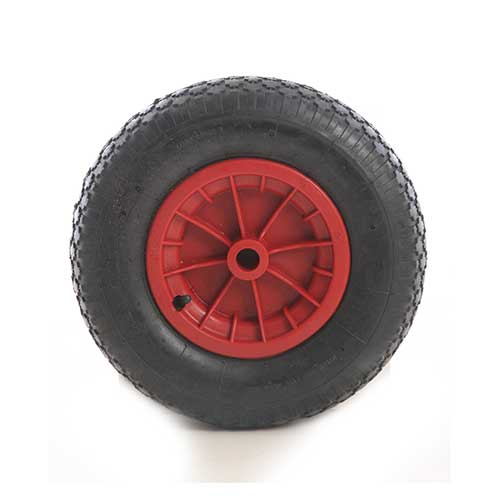 Calf Barrow 14 inch Pneumatic Wheel