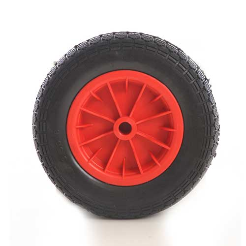 Calf Barrow 14 Inch Puncture Proof Wheels